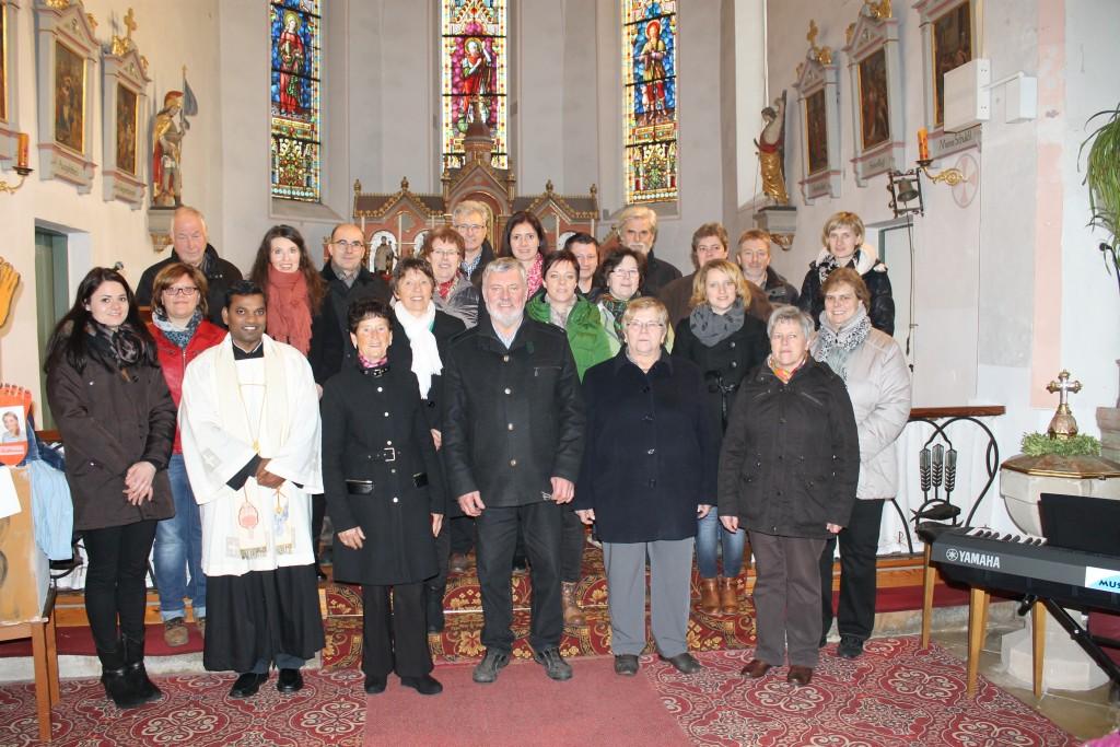 2015 Neukirchen Chor